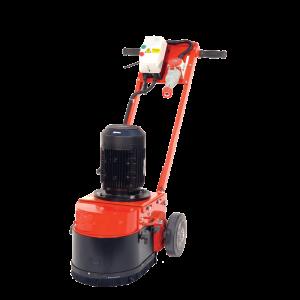 Trelawny TCG250 Floor Grinder - Single rotating disc - petrol or electric