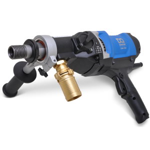 QDM-150D wet or dry hand or rig mounted drill motors