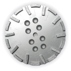 Duro floor grinding plates