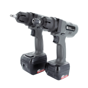 RRI-BIM series cordless Impulse Wrenches by Red Rooster