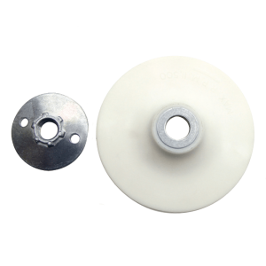Air Grinder Accessories - rubber pads used with coated abrasives