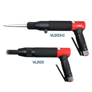 VL203 and VL203-C Chisel Needle Scalers